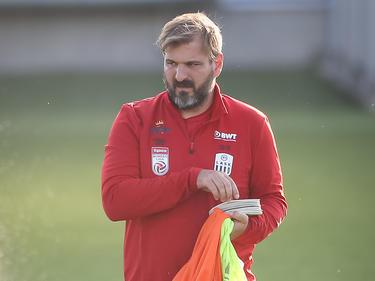 Andreas Wieland will ein anderes Gesicht seiner Mannschaft sehen