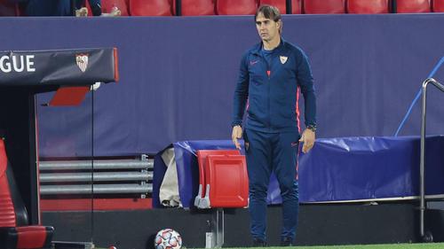 Julen Lopetegui bleibt bis 2024 Trainer des FC Sevilla