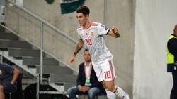 Schoss Ungarn zur EM-Endrunde: Dominik Szoboszlai