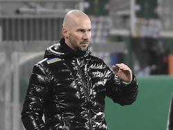Sturm-Coach Christian Ilzer will den Kurs beibehalten