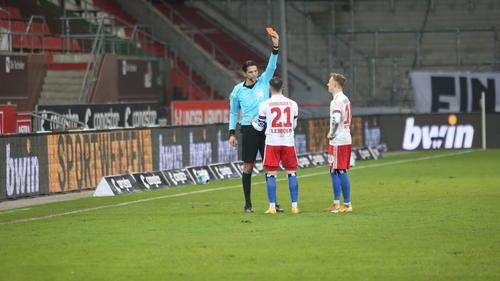 Tim Leibold fehlt dem HSV in den kommenden beiden Partien
