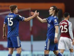 El Leicester sueña con jugar en Europa el año que viene.
