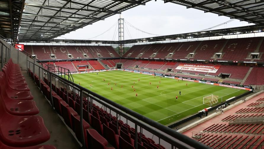 Die Pacht für das RheinEnergie-Stadion wird reduziert