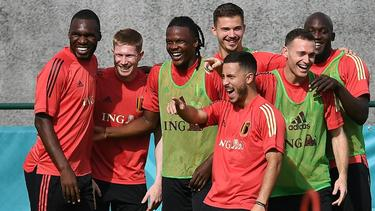 Die belgische Nationalmannschaft plant eine besondere Aktion für Christian Eriksen