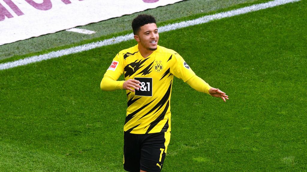 Jadon Sancho könnte den BVB im Sommer verlassen