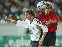 Deutschland ohne Chance gegen Spanien