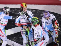Team-Gold für Österreich
