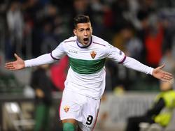 Sergio León spielt die Saison seines Lebens