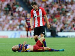 Aymeric Laporte soll bei Pep Guardiola hoch im Kurs stehen