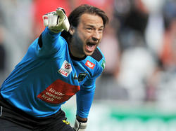 Szabolcs Sáfar ist in der Saison 2013/2014 der älteste Bundesliga-Profi