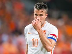 El internacional holandés Robin van Persie cambia Manchester por el Fenerbahce  turco. (Foto: Getty)