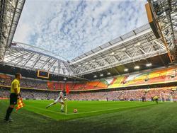 De Johan Cruijff Schaal 2015 is niet populair onder de fans van FC Groningen en PSV. Er komen slechts 24.000 toeschouwers op de finale af, waardoor de Amsterdam ArenA voor nog niet eens de helft is gevuld. (02-08-2015)