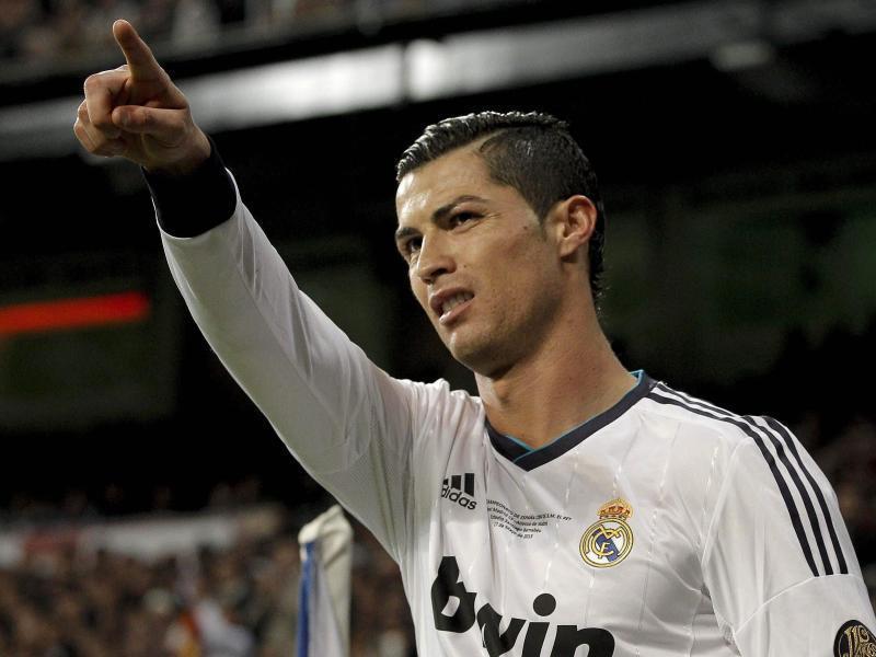 Real Ronaldo Bleibt Cool Nach Mourinho Provokation