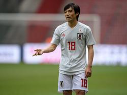 Shoya Nakajima rettete Japan das Remis gegen Mali