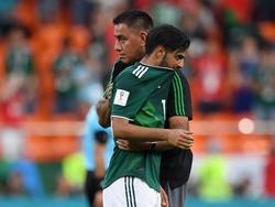 Mexiko steht trotz einer derben Pleite im Achtelfinale