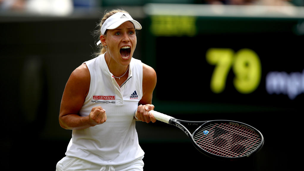 Wimbledon-Matches von Kerber und Görges im Liveticker