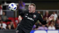 Wayne Rooney hat Washington zum Sieg verholfen