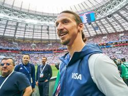 Zlatan Ibrahimovic wechselt nicht zu AC Milan
