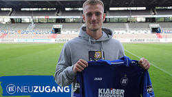 Karlsruhe nimmt Alexander Groiß unter Vertrag (Bildquelle: ksc.de)