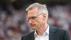 Michael Reschke ist nach der Enlassung von Tayfun Korkut auf Trainersuche