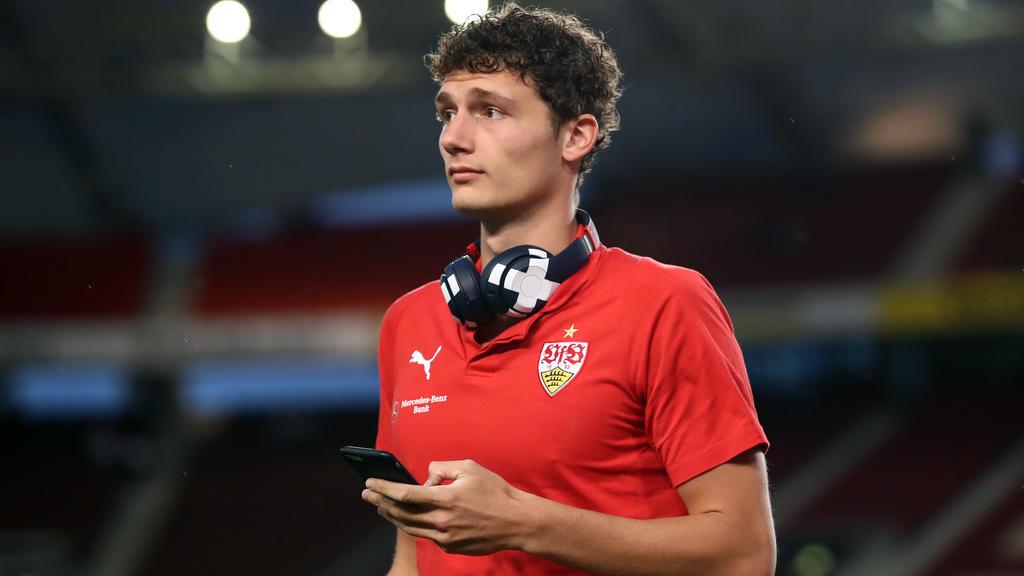 Benjamin Pavard wechselt im Sommer vom VfB Stuttgart zum FC Bayern