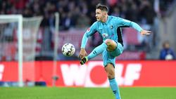 Christian Günter droht gegen Wolfsburg auszufallen