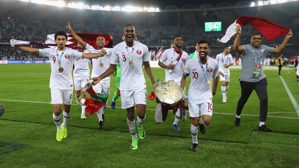 Asienmeister Katar peilt 2022 einen Achtungserfolg im eigenen Land an