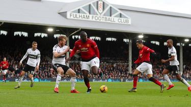Manchester United zauberte beim FC Fulham