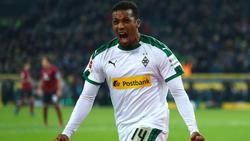 Pléa soll weiter für die Borussia jubeln