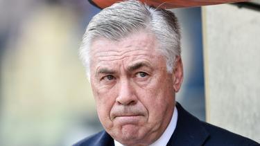 Ancelotti y su equipo está ahora a 18 puntos del líder. (Foto: Getty)