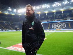 Trainer-Debüt von Kohfeldt