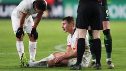 Verletzte sich beim Leipziger Kantersieg in Wolfsburg: RB-Kapitän Willi Orban
