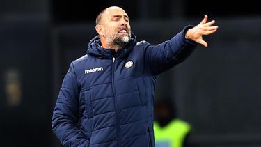 Igor Tudor wurde bei Udinese Calcio nach zwei hohen Niederlagen entlassen