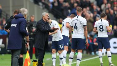 Mourinho betreut Tottenham Hotspur