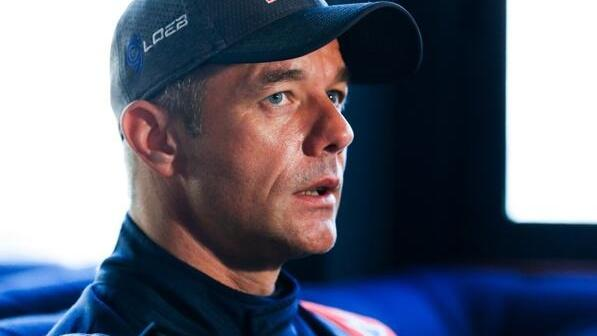 Sebastien Loeb hatte keine große Lust auf die Rallye Schweden