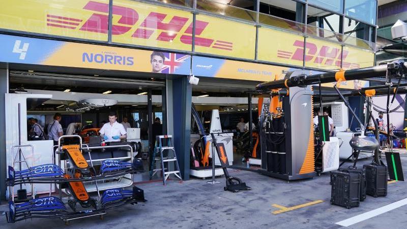 Das McLaren-Team musste sich in Australien in Quarantäne begeben