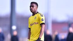 Youssoufa Moukoko darf ab November für die Profis des BVB spielen