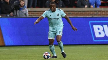Der Engländer Nedum Onuoha spielt in der MLS für Real Salt Lake City
