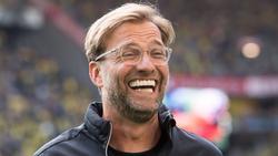 Jürgen Klopp erlaubte sich einen Spaß mit Alex Ferguson