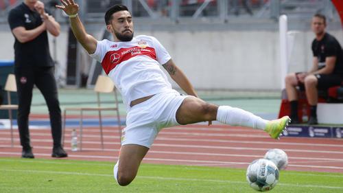 Nicolás González will den VfB verlassen