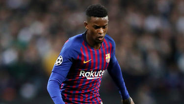 Nelson Semedo wechselt vom FC Barcelona zu den Wolverhampton Wanderers