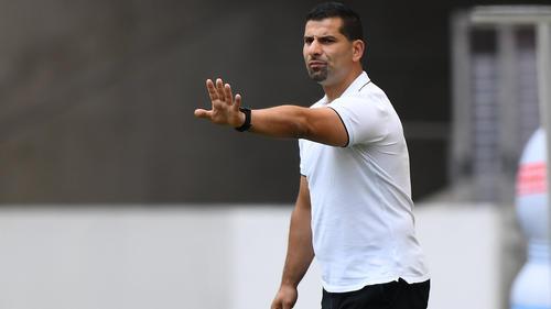 Dimitrios Grammozis wird neuer Trainer des FC Schalke 04