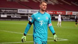 Bayern-Keeper Manuel Neuer sieht den Fußball aktuell als nicht so wichtig an