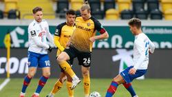 Dynamo Dresden steht an der Spitze der 3. Liga