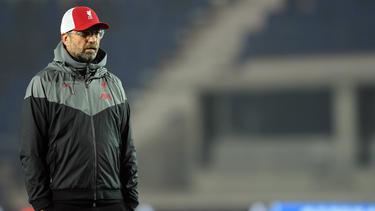 Jürgen Klopp trifft mit dem FC Liverpool auf Brighton