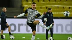 Kroos spricht in seinem Podcast über das Spanien Spiel