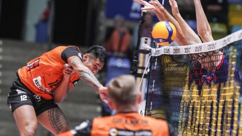 Die Berlin Volleys spielen in der Champions League