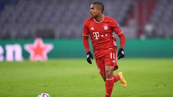 Douglas Costa wird den FC Bayern nach der Saison wohl wieder verlassen