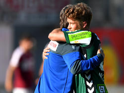 Am 28. Mai 2017 absolvierte er sein letztes Spiel für Ried: Patrick Möschl