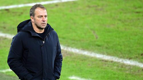 Hansi Flick ist Cheftrainer des FC Bayern